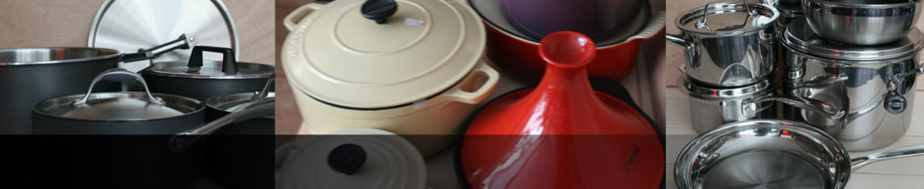 Cookcraft Kitchen - Pots and Pans